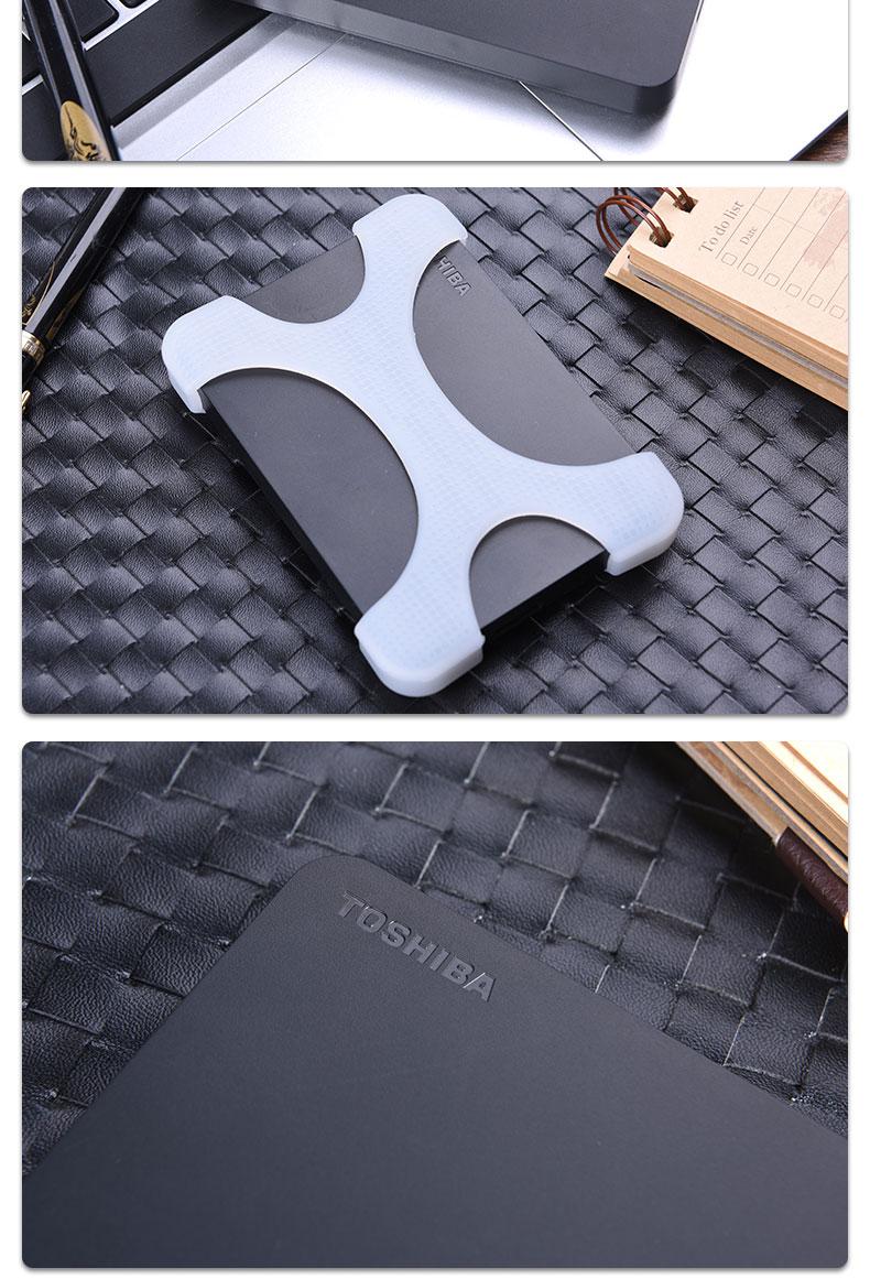 Ổ đĩa cứng di động TosHiba đĩa cứng 4T tốc độ cao USB3.0 đĩa cứng di động 4T Toshiba đĩa cứng 4tb tư