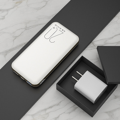 BIVIW Pin sạc dự bị BIVIW mini sạc kho báu 10000 mAh siêu mỏng nhỏ gọn sạc nhanh màn hình kỹ thuật s