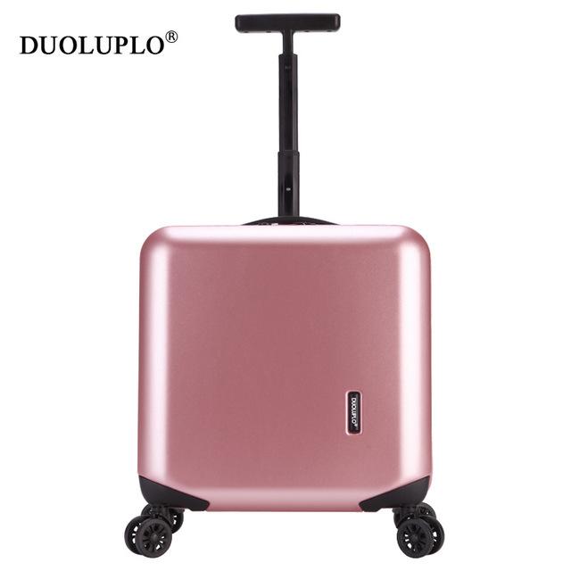 VaLi hành lý Túi có bánh xe đẩy , kích cỡ nhỏ .