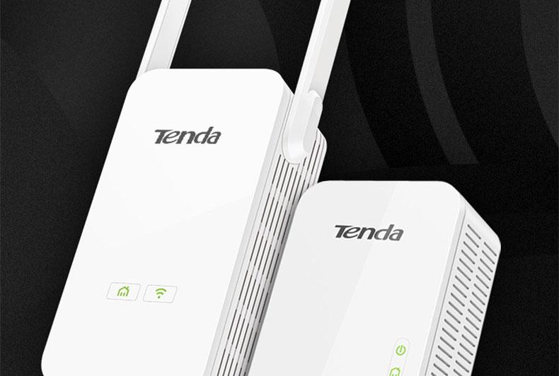 Powerline PLC Công cụ thiết bị mèo điện tử truyền thanh Tennada PH5, một cặp hộp thiết lập WiFi tự d