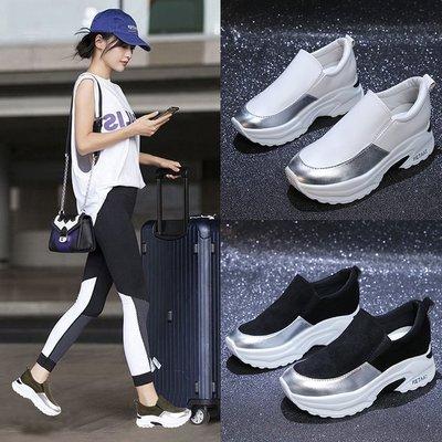 Giày Loafer / giày lười Giày nữ hiệu Fu Fu mùa thu 2019 phiên bản mới của Hàn Quốc của những chiếc b
