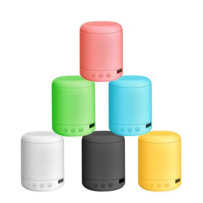 ZHONGXING Loa Bluetooth Macaron Mini Bluetooth Audio Máy tính di động Máy tính xách tay Loa siêu trầ