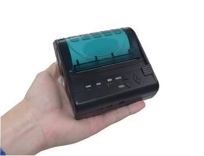 ZIJIANG Máy in ZJ-8003 Máy in nhiệt cầm tay Zijiang / máy bán vé micro nhiệt Android Apple in điện t