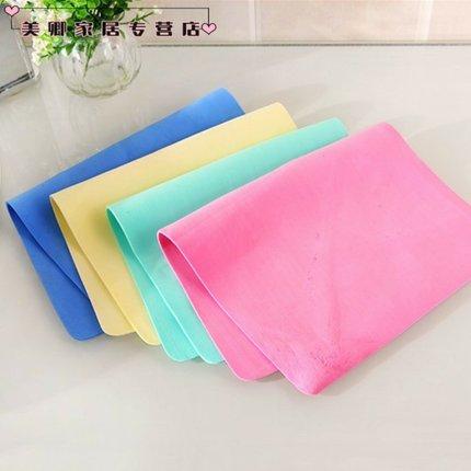 MUCHUN Vải khăn lông   Moccasin rag vải khăn lau thấm nước lint làm sạch khăn lau nhà bếp khăn lau k