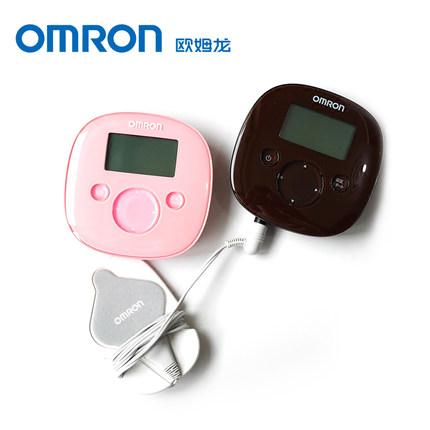 Omron Máy massage  Omron ấm thiết bị trị liệu tần số thấp 320 cơ thắt lưng căng cơ xoa bóp cổ và vai
