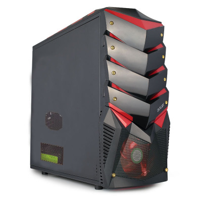 DUOCAI Thùng CPU Phiên bản nâng cấp đầy màu sắc DELUX SH891 899.