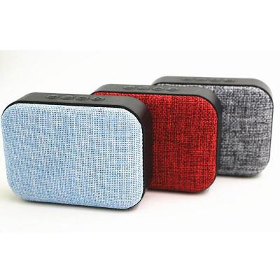 T3 Loa Bluetooth Loa bluetooth không dây T3 công suất cao mạng vải vải mini card âm thanh loa siêu t