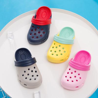 dép trẻ em 2019 dép trẻ em mùa hè mang dép và dép đi trong nhà giày chống trượt giày thoáng khí mềm