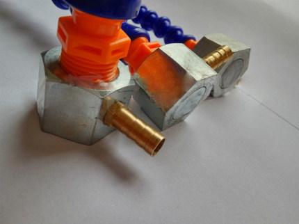 Dorlink Máy ép nhựa  / ống nhựa / máy làm mát ống tre với máy từ ghế máy công cụ ống / vòi serpentin