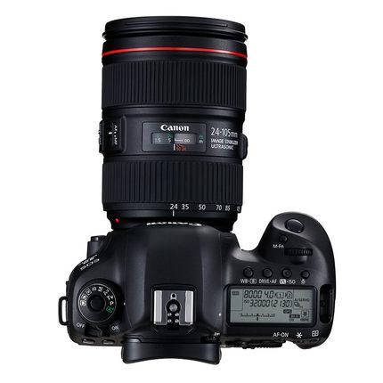 Mục: Canon EOS 5D4 (24 105) 5D Mark IV hoàn toàn là mảnh trượt phim ảnh hàm kỹ thuật số.