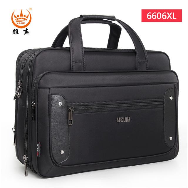 Túi đựng máy vi tính 2018 Yajie kiểu dáng kinh doanh 19 inch