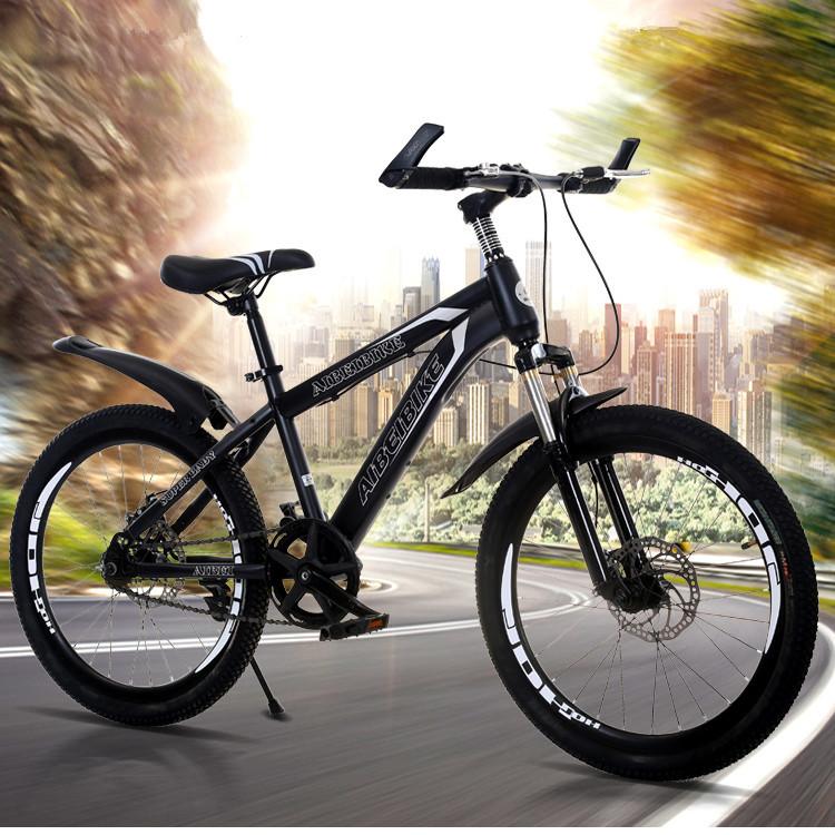QIANGMEIQI xe đạp leo núi dành cho người lớn / đĩa đơn tốc độ gấp