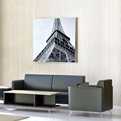 Bàn trà Nội thất văn phòng hiện đại sofa văn phòng phù hợp với bàn cà phê phòng khách căn hộ nhỏ sán