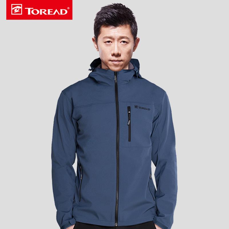 JINYIXING Lót nỉ Soflshell Quần áo vỏ mềm cho nam và nữ mùa thu và mùa đông ấm áp áo khoác lông cừu
