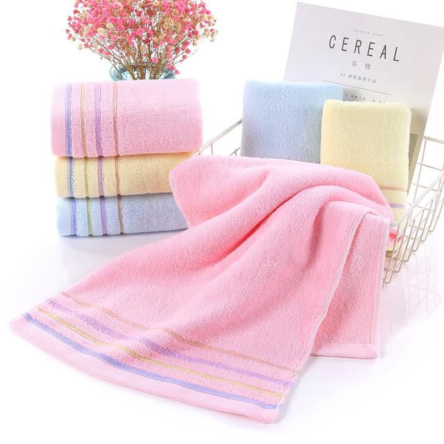 RUNMEIJIE Dệt may gia dụng Dệt may gia dụng Nhà máy trực tiếp khăn bông đơn giản nhà thấm nước mềm c
