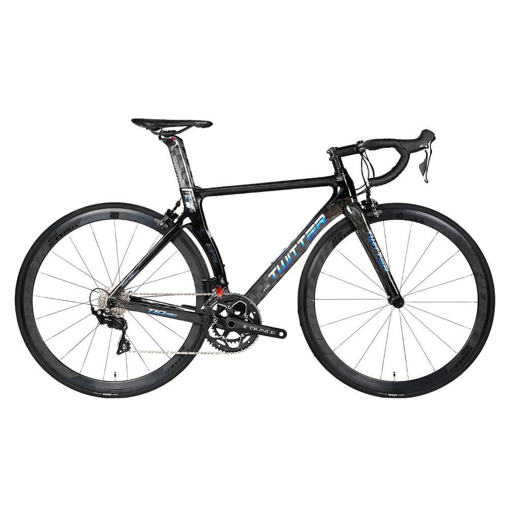 xe đạp đua mới 18K carbon sợi 700C / T10pro