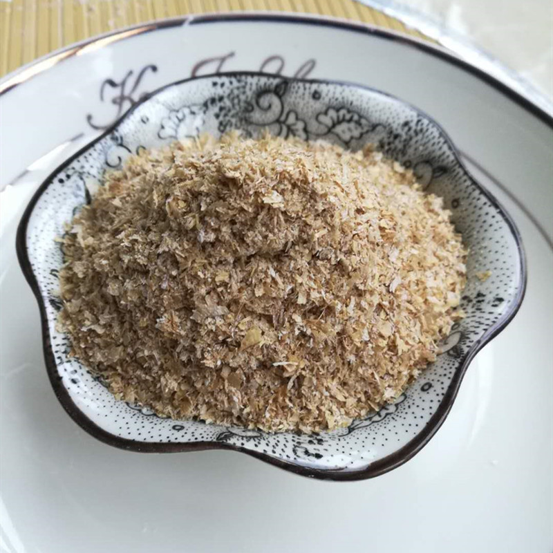 Thức ăn cho bò Thứ hai cám lúa mì bột protein cao bò thực vật thức ăn cho nấm ăn vật liệu trồng