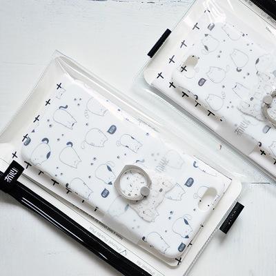 YOUXIN Ốp lưng Iphone 6 Phiền toái tim meo buồn ngủ áp dụng điện thoại của Apple vỏ iphone6 / PLUS b