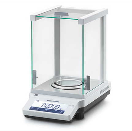 TECHCOMP Cân điện tử Cân bằng phân tích điện tử METTLER ME104E / ME204E / 0,1mg / 10.000 Vị trí / Câ