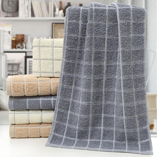 Dệt may gia dụng Túi giúp nhà sản xuất bán buôn khăn bông dày giặt khăn mặt gia đình cặp vợ chồng na