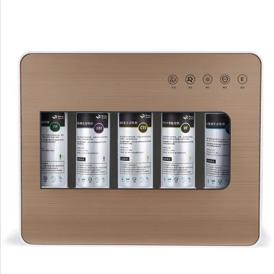OEM Bộ lọc nước Máy lọc nước gia đình năm cấp năng lượng siêu lọc thẳng máy lọc nước lọc vòi sẽ bán