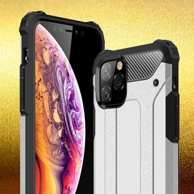C-KU bao da điện thoại C-KU Amazon Samsung Mobile Shell s10 King Kong Ironclad PC + TPU Two in One A