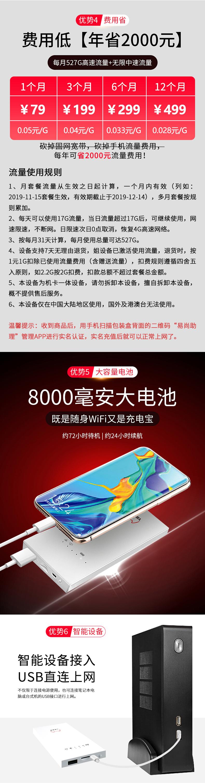Card mạng 3G/4G Máy di động không giới hạn Wi-4G bộ đàm thẻ truy cập Mạng di động MiFi chui truyền d
