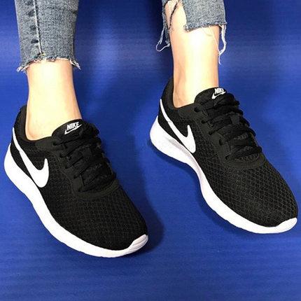 Nike Giày lười / giày mọi đế cao Giày Nike Giày nam Giày nữ mùa thu 2019 mùa thu và mùa đông Giày th