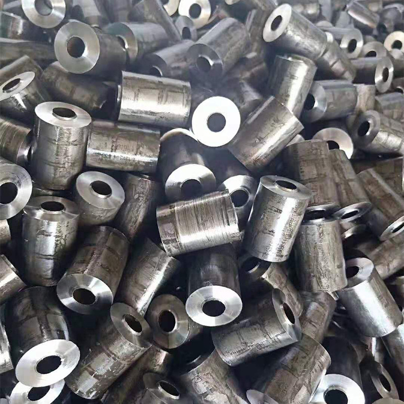 Linh kiện sắt thép Phụ kiện ống thép liền mạch chính xác phụ kiện mặt phẳng vát