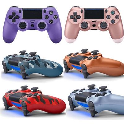 PS4 Tay cầm chơi game Bộ điều khiển ps4 mới Bộ điều khiển trò chơi Bluetooth không dây ps4 bốn thế h