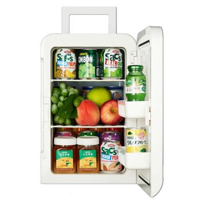 CANGSONG Tủ lạnh Hengyang Electric 20 lít tủ lạnh xe mini micro sinh viên tủ lạnh ký túc xá xe đôi s