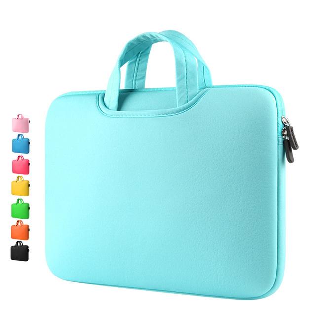 ANKI Túi đựng máy tính macbook pro air 11 12 13 14 15.6 inch