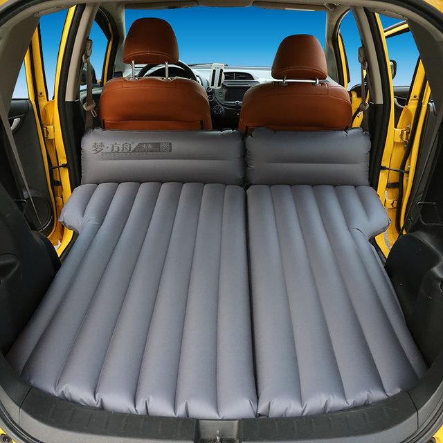 MENGFANGZHOU Đồ dùng ô tô Túi tóc giúp Dream Ark 64 điểm xe Oxford vải bơm hơi SUV phổ quát vành đai