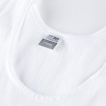 Vải Jersey [3 miếng] áo ba lỗ nam vest cotton 2017 mùa xuân và mùa hè áo mới bằng vải cotton thấm mồ