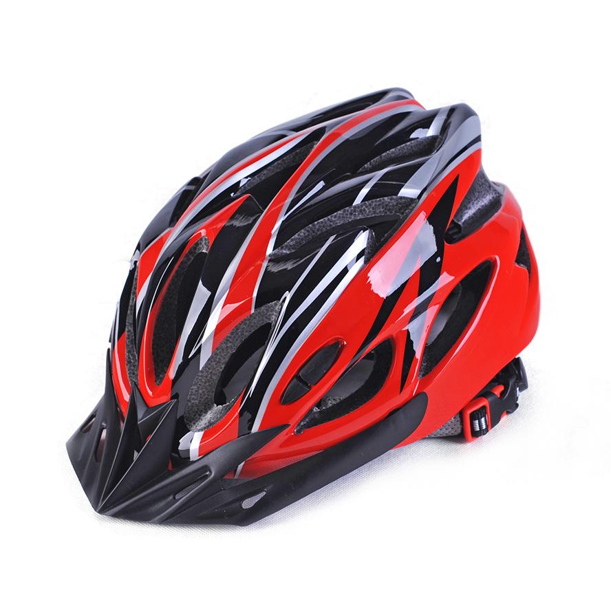 Mũ bảo hiểm xe đạp Nhà máy trực tiếp xe đạp mũ bảo hiểm xe đạp đường xe đạp xe đạp tích hợp đúc nam
