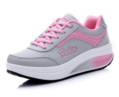 Giày lưới 2019 xu hướng thời trang mới thể thao và giày lưới giải trí giày rocking giày của phụ nữ d