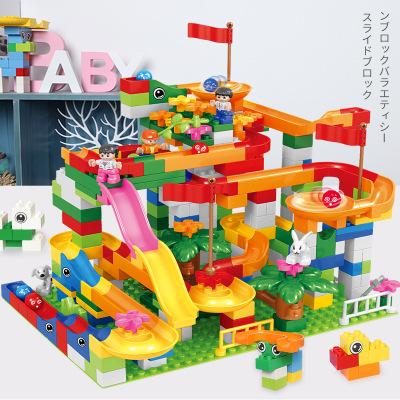 The North E home - Bộ đồ chơi lắp ráp bằng nhựa cho bé 3-6 tuổi