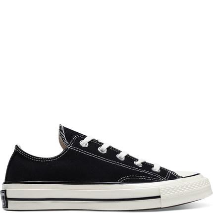 CONVERSE giày vải  chính thức All Star '70 giày vải thấp cổ điển retro 162058C