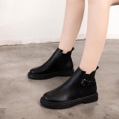 Giày nữ hàng Hot Martin ủng nữ giày thủy triều châu Âu và Hoa Kỳ gió Anh 2019 mùa thu và mùa đông Gi