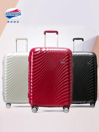 AMERICAN TOURISTER  VaLi hành lý Hành lý kinh doanh du lịch Mỹ 20/24-28 inch trường hợp xe đẩy có th
