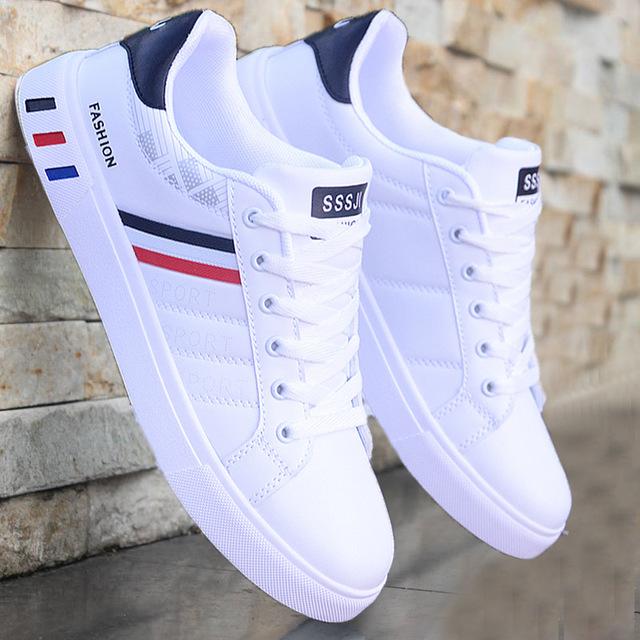 ZHENYUEZU Giày Sneaker / Giày trượt ván Xuân 2019 giày mới giản dị giày nam xu hướng giày nam thoáng
