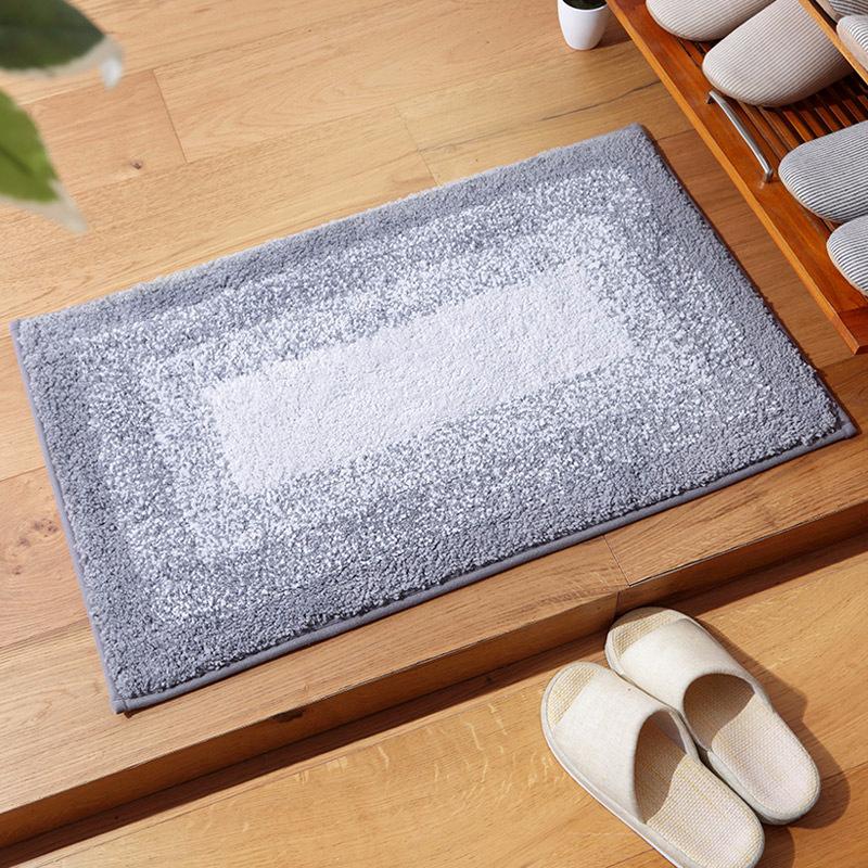 Thảm lót đệm ngay cửa hấp thụ nước chống trượt