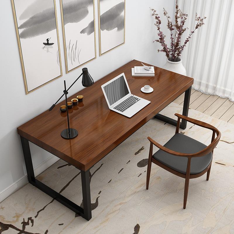 XCCX Nội thất Gỗ rắn văn phòng nội thất văn phòng công ty đào tạo máy tính bàn nhân viên đàm phán má