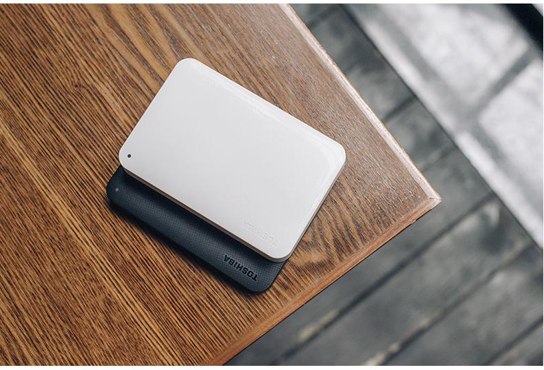 Ổ cứng di động Thiết bị cứng TosHiba di động 2T Tốc độ cao USB3