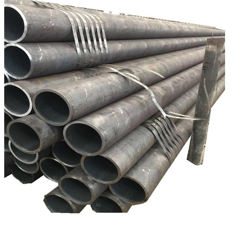 Linh kiện sắt thép Ống thép liền mạch vách dày tại chỗ Ống thép cao áp liền mạch 40Cr