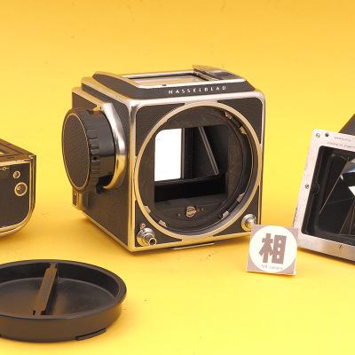 HASU Máy ảnh phản xạ ống kính đơn / Máy ảnh SLR Phiên bản Hasselblad 500cm Máy ảnh định dạng trung b