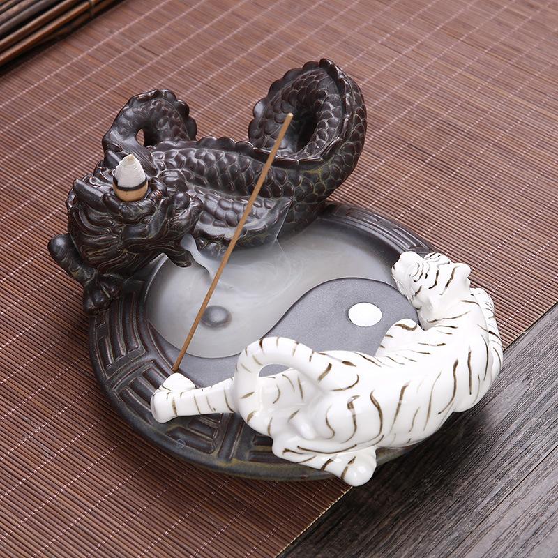 Tượng Xông Trầm hương mang may mắn đến nhà của bạn