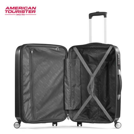 AMERICAN TOURISTER  VaLi hành lý Trường hợp xe đẩy du lịch Mỹ nữ 20/24-28 inch phiên bản Hàn Quốc có