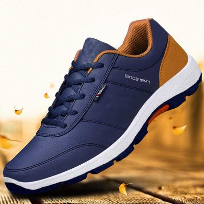 Giày Sneaker / Giày trượt ván Giày nam mùa thu 2019 mới xu hướng hoang dã giày thể thao nam du lịch