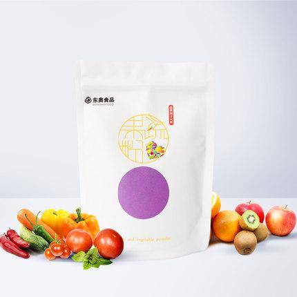 DONGAO Chất phụ gia thực phẩm  100g bột khoai tây tím trái cây và bột rau quả tự nhiên ăn được bột b